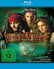 Fluch der Karibik 2 (Pirates of the Caribbean)                   | Blu-ray | 054