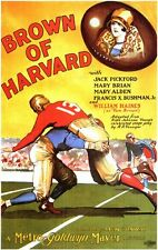 Brown of Harvard - 1926 - Pickford Haines John Wayne - Vintage Silent Film DVD