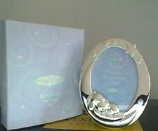 Peanuts Snoopy Studio B Oval Picture Frame Baby Hallmark NEW in Box