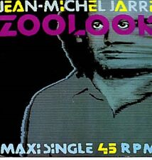 Jean-Michel Jarre Zoolook Rare 1984 French 4-track 12""