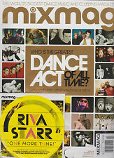 MIXMAG MAGAZINE UK OCT 2011,WHO IS THE GREATEST DANCE ACT OF ALL TIME?,FREE CD.