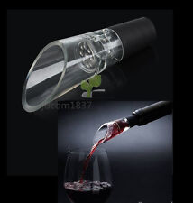 Rotate Magic Red Wine Aerator Pourer Decanter Enhancing Flavor Tool