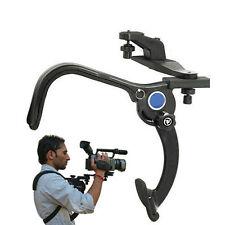 Schulterstativ Schulterstütze für DSLR-Video & Camcorder mit 3 Stativ-Ebenen