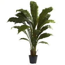 Nearly Natural 6739 - 3.5' Birds nest Plant - Green