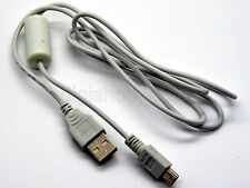 USB Data Cable Cord Lead For Canon PowerShot A720IS A1000IS A1100IS A2000IS A810