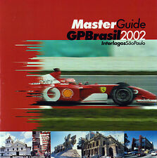 Master Guide 2002 Brazilian Grand Prix Preview