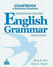 Understanding and Using English Grammar Chartbook, Azar, Betty Schrampfer, Very