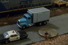 Refrigerator Truck N Scale Vehicles
