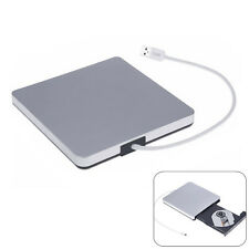 External USB 3.0 DVD RW CD Writer Drive Burner Reader Player Fr Windows 10 8 Mac