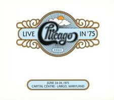 Chicago - Live in '75: 40th Anniversary 2 CD SET