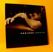 Cardsleeve single CD Enrique Iglesias Addicted 2 TR 2003 Pop Ballad
