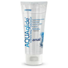 sexy shop toy LUBRIFICANTE ANALE GEL 100 ML. AQUAGLIDE ANAL JOYDIVISION + durex