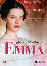 Jane Austen's EMMA(DVD, 2014)KATE BECKINSALE SAMANTHA MORTON MARK STRONG PRUNELL