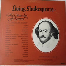 Living Shakespeare: The Comedy Of Errors