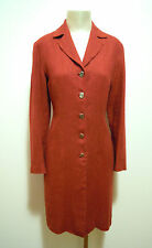 CULT VINTAGE '70 Abito Vestito Donna Lino Woman Flax Dress Sz.M - 44
