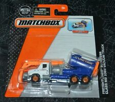 2015 MATCHBOX ON A MISSION FREIGHTLINER BUSINESS CLASS M2 106V VACUUM TRUCK