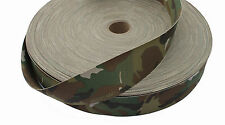 "Double Sided Crye Multicam MTP Camouflage Military Spec 50mm / 2"" Webbing"