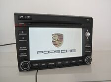09~12 GENUINE Porsche 997 987 CAYMAN BOXSTER PCM3 Touch HD Navigation Radio 911