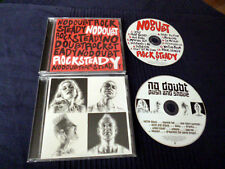 2xCDs No Doubt - Rock Steady (2001) & Push And Shove (2012) | 24 Songs