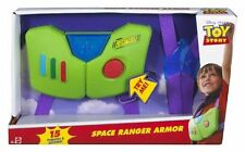 Buzz Lightyear Costume Chest Armor Lights Sound Toy Story Dress Up Halloween NEW