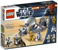 Lego Star Wars 9490 Droid Escape - BNIB C-3PO R2-D2 2 x Sandtrooper