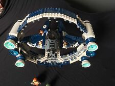 Lego Star Wars Episode III Jedi Starfighter With Hyperdrive Booster Ring (7661)