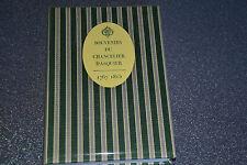 Souvenirs du Chancelier Pasquier  Hachette (Ref A1)