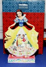 "SNOW WHITE ""FAIRY TALE ENDINGS FOR THE FAIREST OF THEM ALL"" #4007992 ENESCO GRP"
