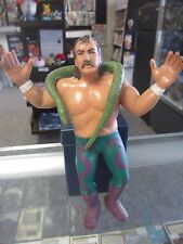 WWF LJN Jake The Snake Roberts 80s Rubber Wrestling Figure Titan Sports Complete