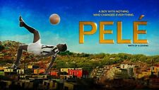 POSTER PELE' BIRTH OF A LEGEND PELE BRASILE BRAZIL CALCIO SOCCER FOOTBALL FOTO 2