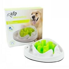 All For Paws Interactives Dog Slow Feed Food Maze Bowl Toy 28x28x8cm