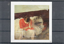 Micronesia 2014 MNH World Famous Paintings 1v Imperf S/S I Edgar Degas Dance