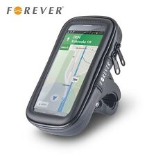 "5.5"" BIKE BICYCLE MOBILE PHONE GPS  CASE COVER HOLDER MOUNT  ANDROID IPHONE"