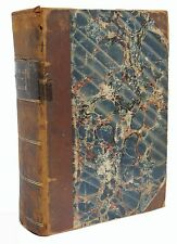 Fabliaux or Tales from French Manuscripts G Ellis Leather Illustrated Book 1815