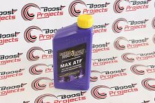 Royal Purple MAX ATF Synthetic Automatic Trans Fluid , 12-Quarts 01320