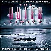 John Van Tongeren ~ Outer Limits TV Soundtrack CD Album