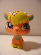 Hasbro Littlest PetShop PET SHOP #Limited Edition GROOVIEST HIPPY Chevre