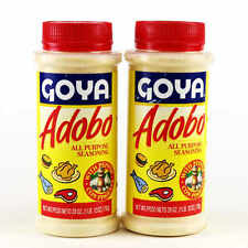 ADOBO GOYA WITH PEPPER SEASONING 2 X 28 OZ BOTTLE