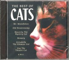 CATS - THE BEST OF CATS / CD / NEU