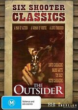 The Outsider DVD FREE LOCAL POST NEW SEALED REGION 4