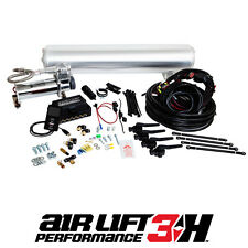 "AIRLIFT PERFORMANCE DIGITAL AIR RIDE MANAGEMENT SYSTEM 3H 3/8"" LINES 27697"