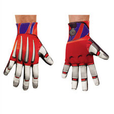 Transformers 4 Age of Extinction Optimus Prime Adult Costume Gloves 73573