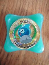 * CASTFORM WATER # 25 * WAPS POKEMON Advanced Panini laser PMCE collector 2003