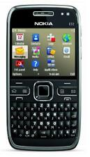 Nokia E72 Unlocked GSM Symbian OS QWERTY Cell Phone WHITE - USED