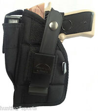 Gun holster Fits Hi Point Auto 9mm or 380 with laser use left or right hand draw