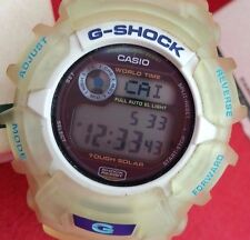- G-Shock G 2300EB-7DR Green Collection Tough Solar Limited Edition Watch