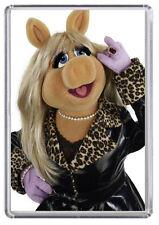 Miss Piggy, Muppets Fridge Magnet 01