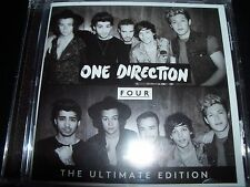 One Direction Four The Ultimate Edition (Australian) Jewel Case CD - NEW
