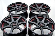 17 Wheels Rims Integra Legend Cobalt Spark Civic Sonata Tiburon TL 4x100 4x114.3