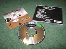 Destination - Unknown (cd) cleveland ohio indy metal x- destructor nightcrawler